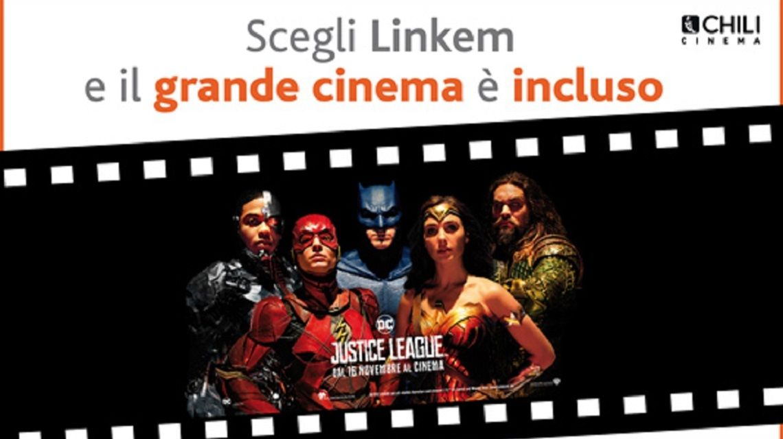 LINKEM E CHILI CINEMA